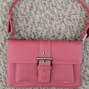PRISTINE!! Talbot's blush pink shoulder bag